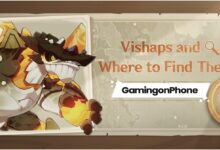 Genshin Impact Vishaps Event