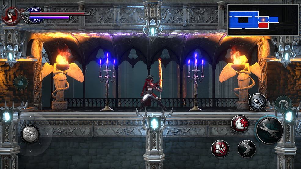 Bloodstained: Ritual of the Night Zangetsu Mode