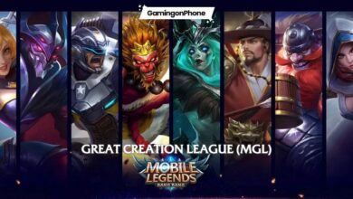 Mobile Legends Great Creation League (MGL)