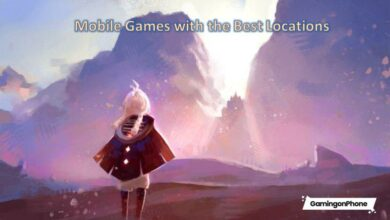 Best Locations Mobile Games
