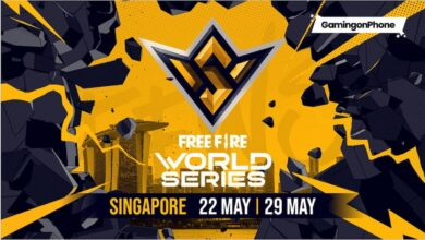 Free Fire World Series 2021 indian teams excluded