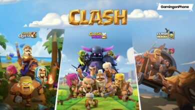 new clash games