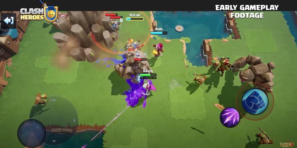 clash heroes, clash heroes release date