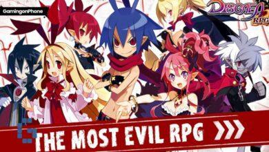 Disgaea RPG