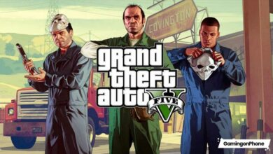 Grand Theft Auto GTA V Mobile