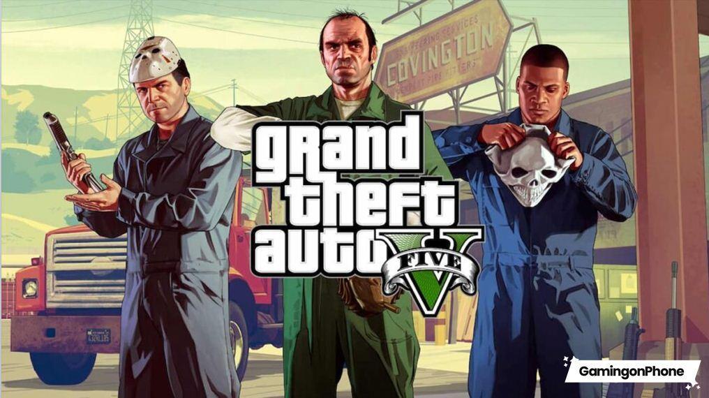 Grand Theft Auto GTA V Mobile