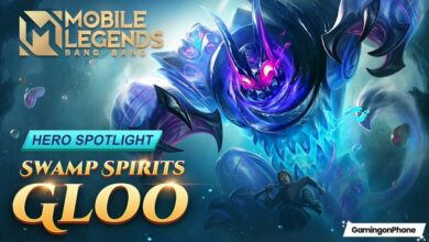Mobile Legends Gloo MLBB