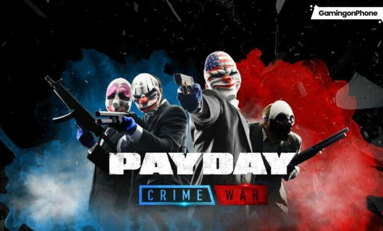 Payday Crime War return