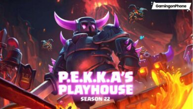Pekka's Playhouse Season 22 Clash Royale