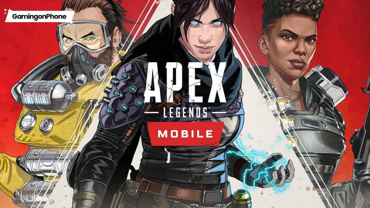 Apex Legends Mobile Regional Beta India and Philippines