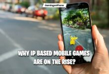 why IP based mobile games are on the rise