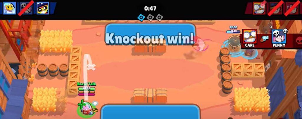 brawl stars knockout game mode, brawl stars season 6 game mode