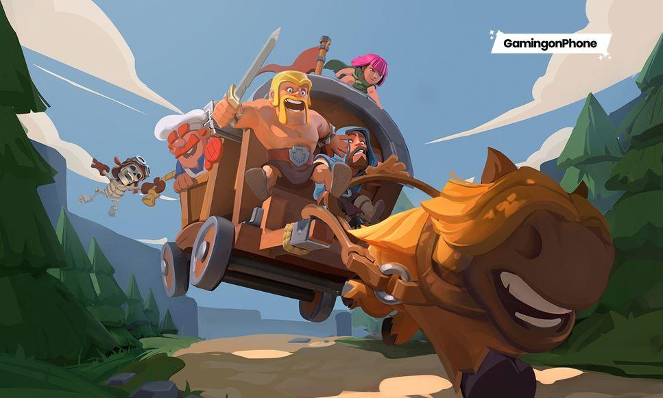 clash heroes, clash heroes wallpaper