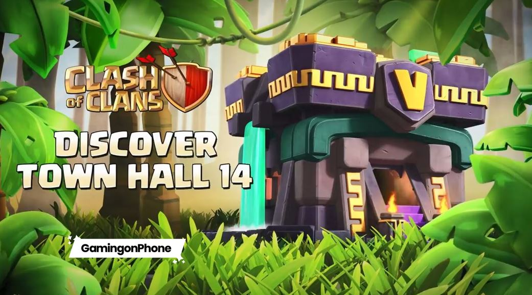 clash of clans, coc th14, town hall 14 update, clash of clans spring 2021 update