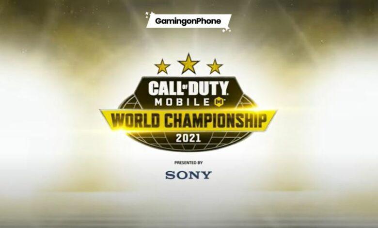 cod mobile world championship 2021, cod mobile esports, cod mobile tournaments