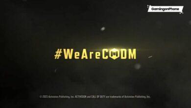 COD Mobile Esports start, CODM esports