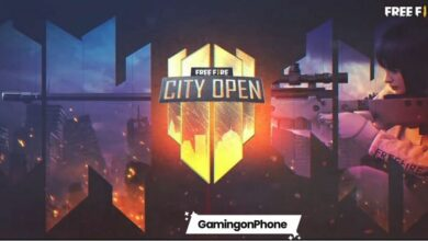 Free Fire City Open 2021 banned teams