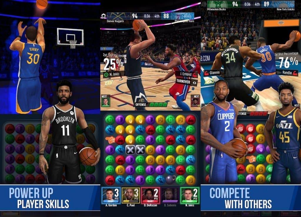 NBA Ball Stars review