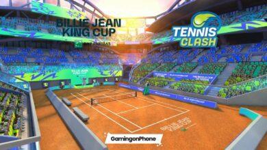 Tennis Clash Billie Jean King Cup