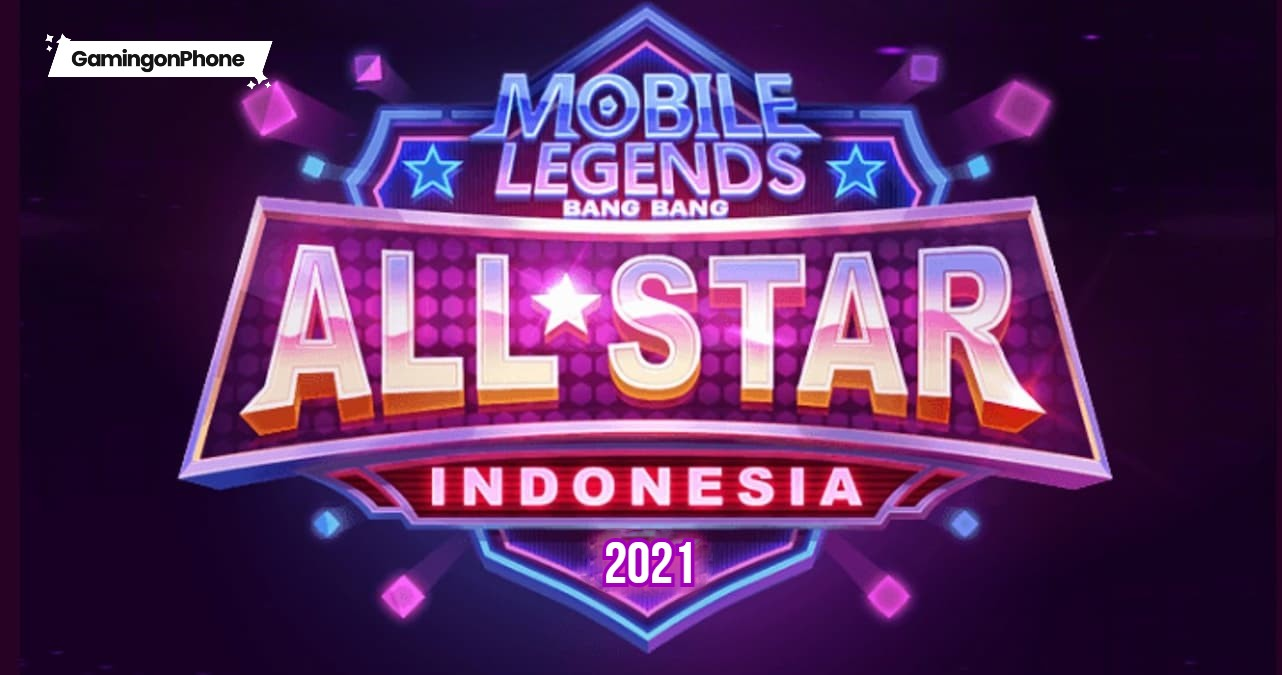 Mobile Legends Indonesia All-Star 2021 teams