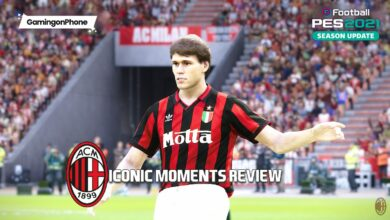 PES 2021 AC Milan Iconic Moments