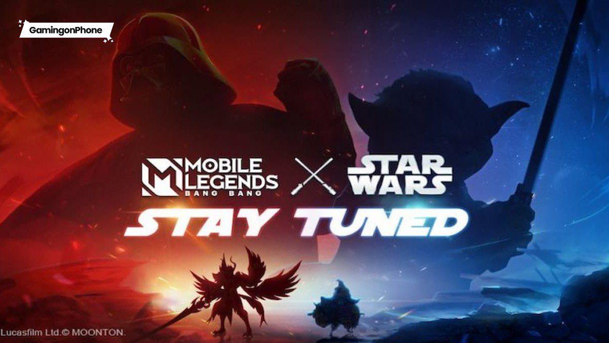 Mobile legends Star wars collaboration
