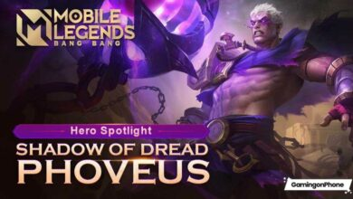 Phoveus Mobile Legends