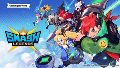 Smash Legends Guide