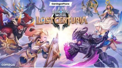 Summoners War Lost Centuria