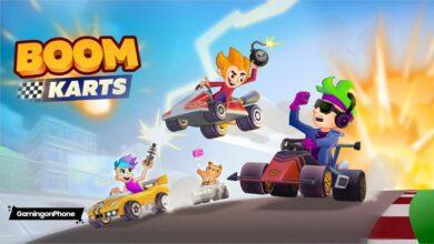 Boom Karts released