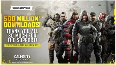 cod mobile 500 million, call of duty mobile, cod mobile