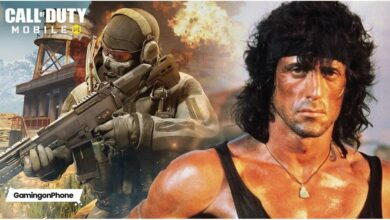 Call of Duty Mobile Rambo