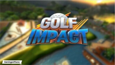 Golf Impact World Tour release