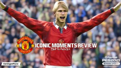 PES 2021 Manchester United Iconic Moments