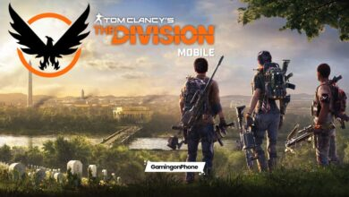 the division mobile, division mobile release