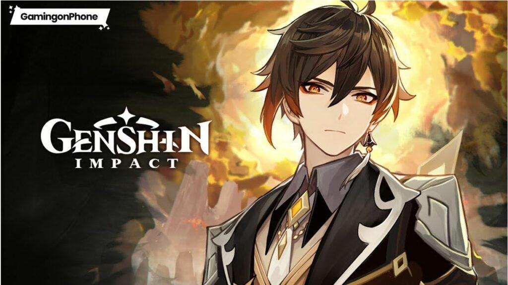 Genshin Impact Zhongli Guide