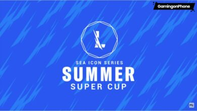 Wild Rift SEA Icon Series Summer Super Cup 2021