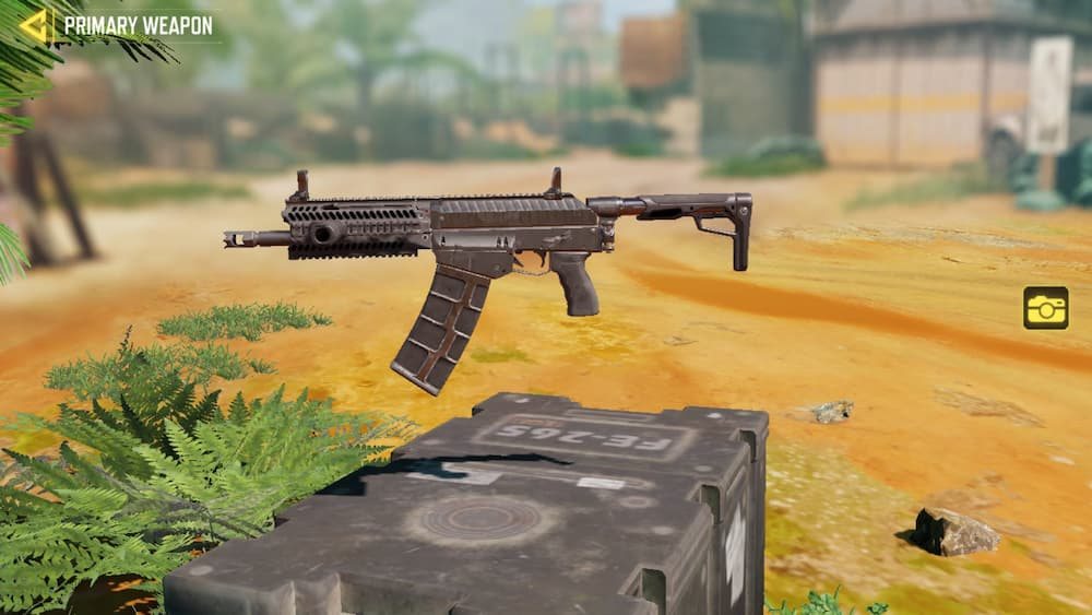 COD Mobile Weapons