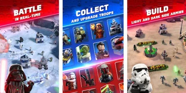 LEGO Star Wars Battles shut down