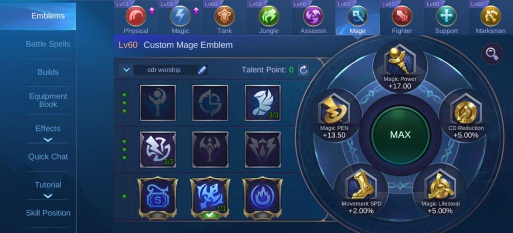 Průvodce Eudora pro mobilní legendy