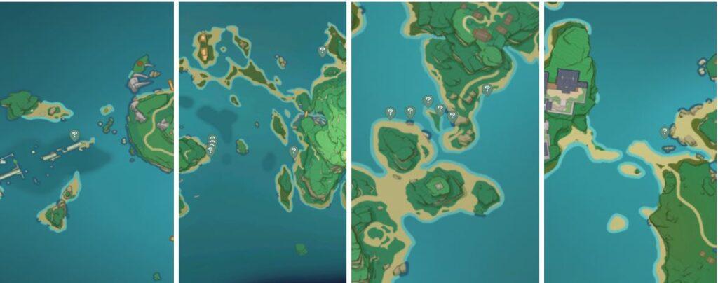 Genshin Impact Sea Ganoderma guide