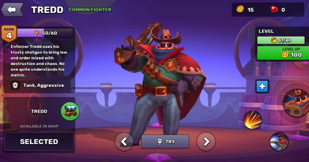 Frayhem character tier list