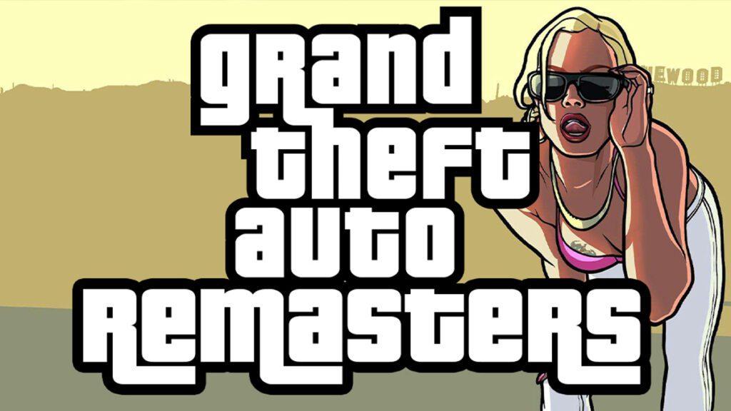 Remastered GTA Trilogy mobile