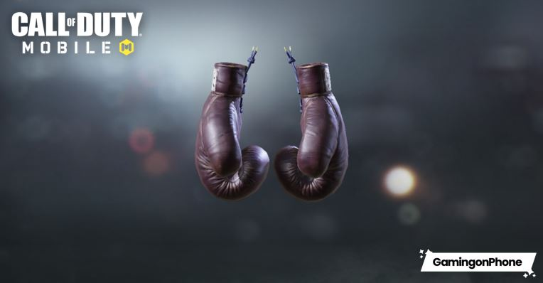 COD Mobile Prizefighter