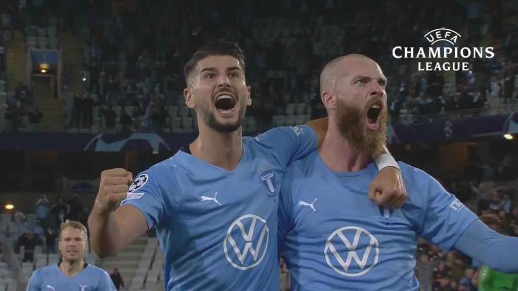 UCL Fantasy 2021/22 Playoff Qualified Teams Malmo